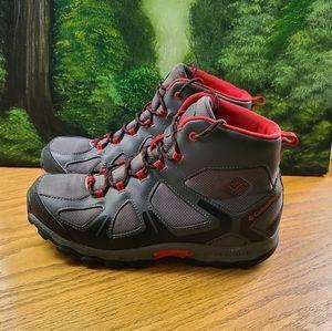 Columbia hiking boots waterproof Techlite